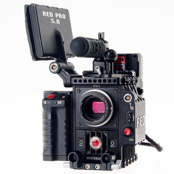 Rent Sony NEX VG-20 APSC-sensor Handycam Camcorder At Pondok